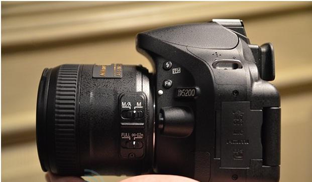 Nikon zbulon kamerën D5200