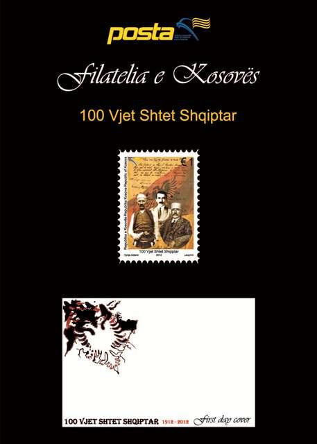 PTK promovoi pullën postare për nder të 100 Vjetorit të Pavarësisë