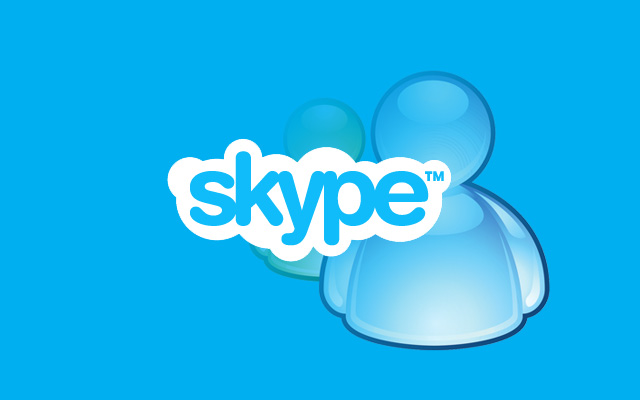 Skype with messenger
