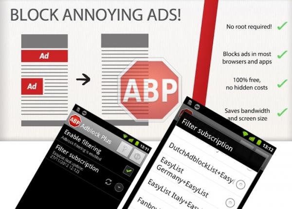 AdBlock Plus, softueri që bllokon të gjitha reklamat edhe në celularë