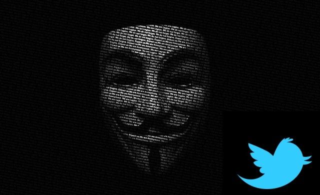 Twitter bllokon dhe pastaj riaktivizon llogarinë e grupit Anonymous