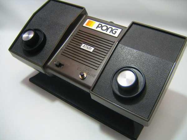 Atari feston 40-vjetorin e Pong me aplikacion të ri iOS