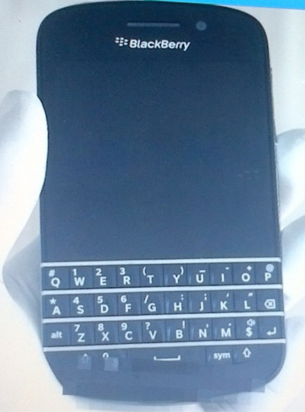 BlackBerry 10 N Serie