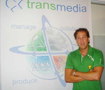 Intervistë me Donald Leka, CEO i Transmedia