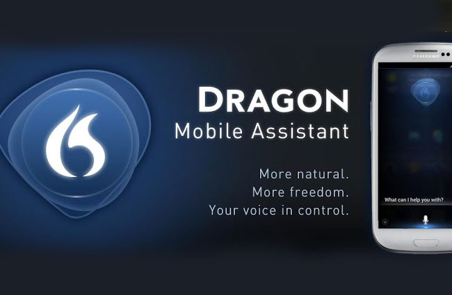 Dragon Mobile Assistant.