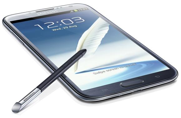 Korea Times: Samsung-u po punon për Galaxy Note III, 6.3-inç