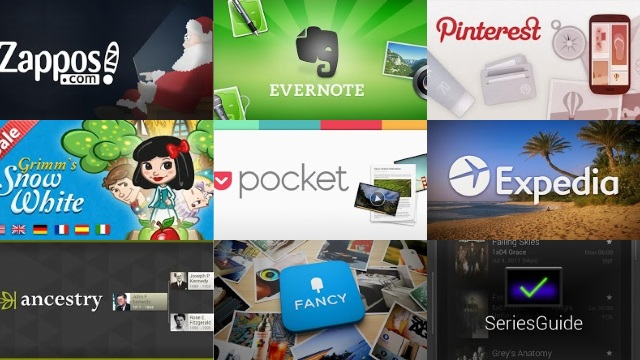 Google liston aplikacionet më të mira të vitit për Android