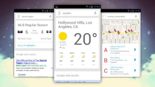 Aplikacioni i Google Now për të sfiduar Passbook-un e iOS-it