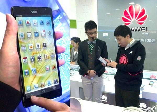 Kompania Huawei do të prezantojë telefonin e ri 6,1 inç