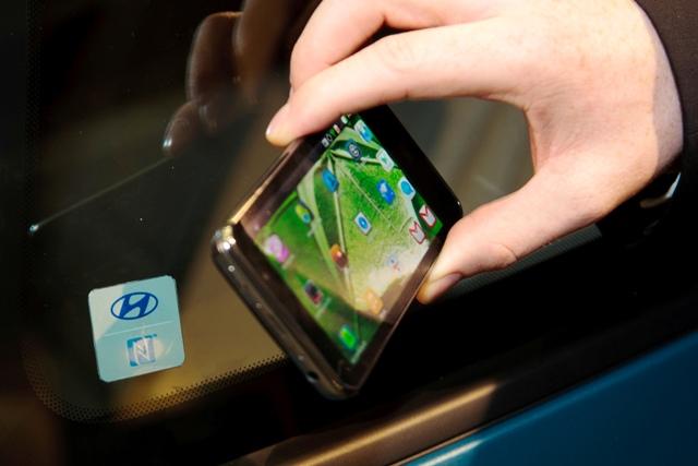 Hyundai planifikon që smartfonët të zëvendësojnë çelësat e veturës