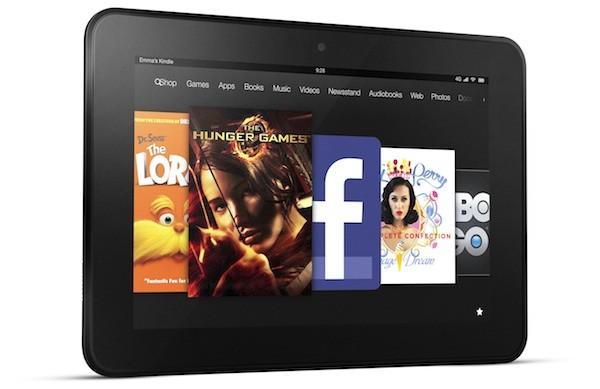Kindle Fire HD, pajisja më e shitur e Amazon gjatë festave