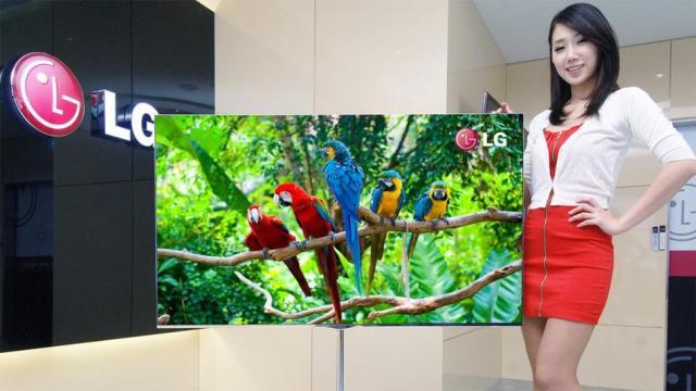 LG do të prezantojë TV Ultra HD si dhe smartfonët Full HD në konferencën CES 2013