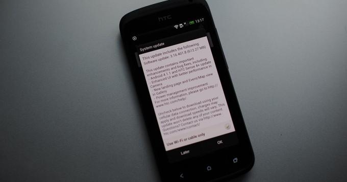 Motorola dhe HTC me freskime në Jelly Bean