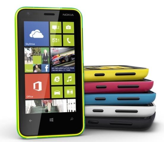Prezantohet zyrtarisht smartfoni Nokia Lumia 620