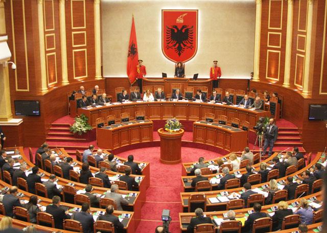 Parlament-Seance