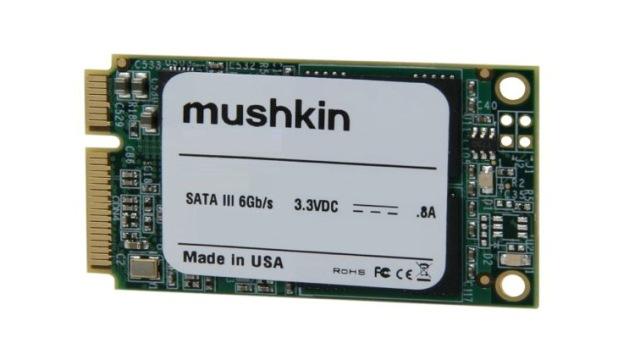 Pajisjet SSD-të 480 GB për Ultrabook vijnë në 2013-n