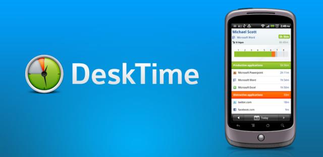 Rritni produktivitetin e punëtorëve tuaj me DeskTime