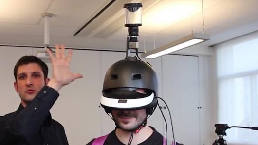 Pajisja Headset, na jep mundësi pamjeje 360 gradë