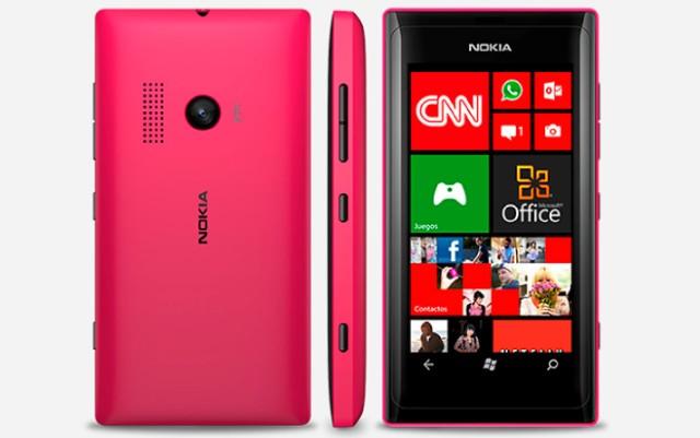 Nokia shpall zyrtarisht telefonin e ri Lumia 505