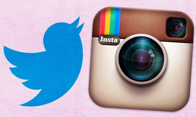 """Instagram dhe Twitter përshkallëzojnë """"luftën"""" në rrjetet sociale"""