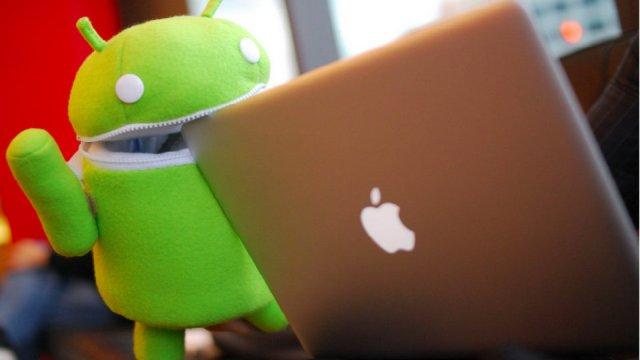Apple dhe Android përbejnë 92% të smartfonëve të dërguar për shitje
