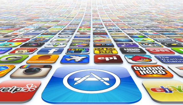 Apple App Store arrin 40 miliardë shkarkime