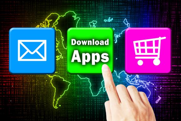 Nxehet beteja për aplikacione mes Google, Apple dhe Microsoft