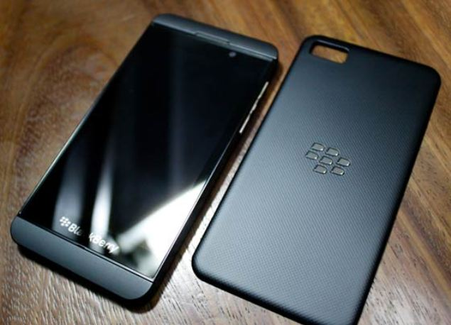 BlackBerry Z10 i detajuar në video