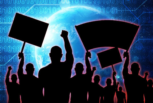 """Peticion për të bërë sulmet DDoS si """"formë të ligjshme protestimi"""""""