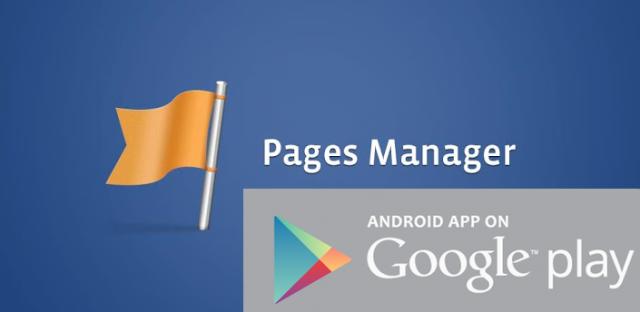 Facebook lëshon aplikacion për menaxhim të faqeve nga Androidi