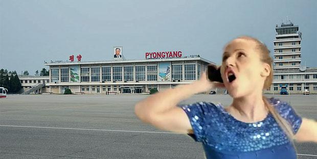 Korea e Veriut lejon tashmë turistët të marrin me qera telefonë apo karta SIM