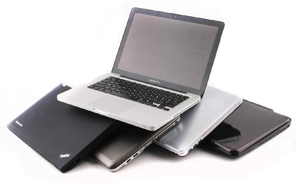 Laptopët më praktikë të vitit 2012