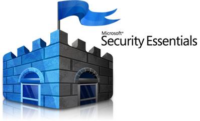Microsoft Security Essentials.