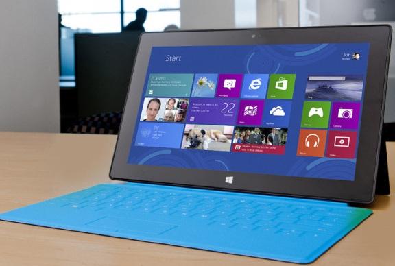 Microsoft Surface 1