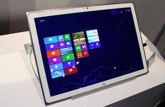 CES 2013: Panasonic paraqet tabletin gjigant prej 20 inç