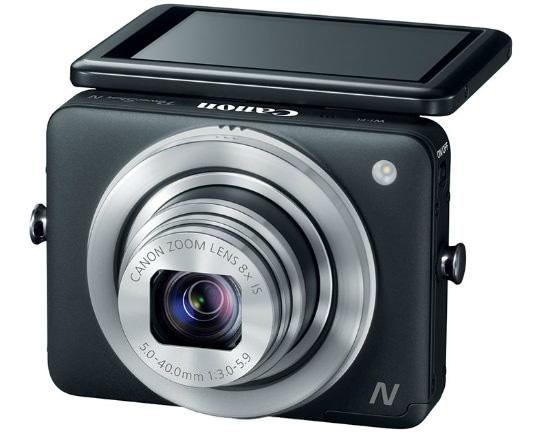 CES 2013: Canon prezantoi fotoaparatin PowerShot N