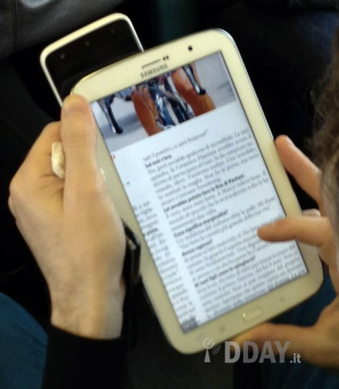 Samsung Galaxy Note 8.0.