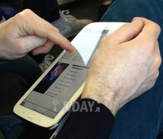 Samsung Galaxy Note 8.0: Fotografitë e para