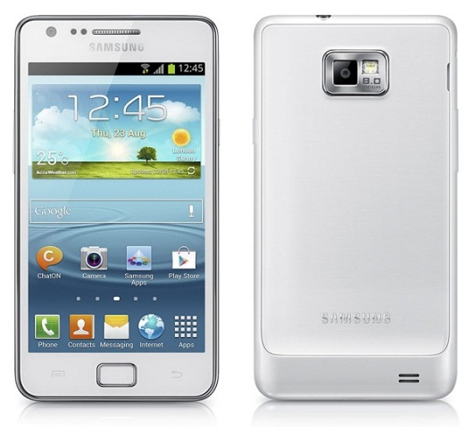 Prezantohet zyrtarisht Samsung Galaxy S2 Plus