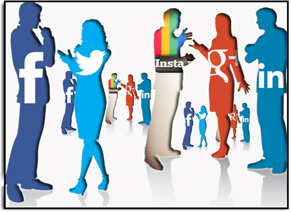 Si dhe sa përdoret media sociale nëpër botë (Infografik)