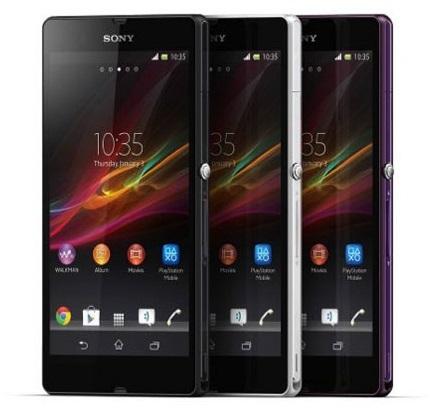 CES 2013: Sony prezanton zyrtarisht Xperia Z