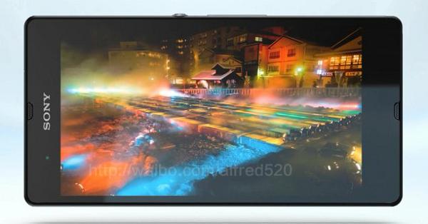 Pajisja Sony Xperia Z: Fotogaleri