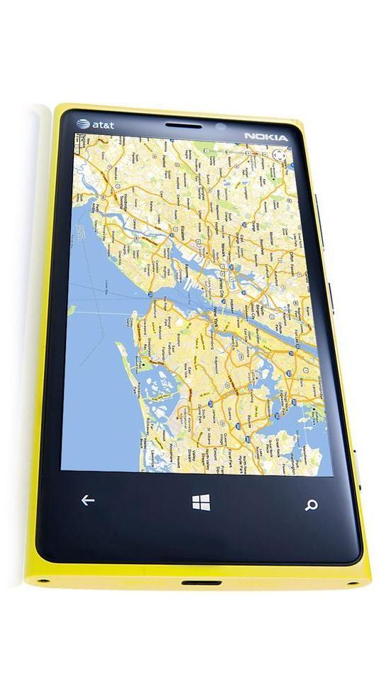 Google bllokon aksesimin e Google Maps nga Windows Phone
