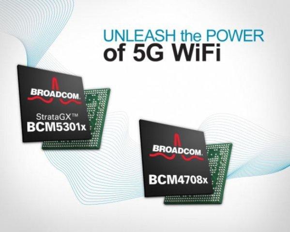 WiFi Broadcom