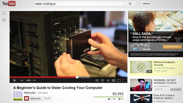Si të shihni videot në YouTube në sekondën kur keni ndaluar së pari