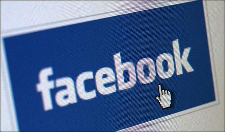 Navigoni në faqen kryesore të Facebook me komandat nga tastiera