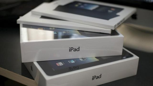 Apple prezanton zyrtarisht iPad-in 128 GB
