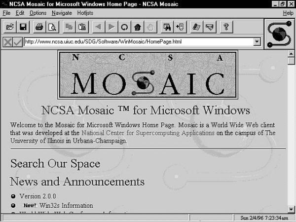 Mosaic, shfletuesi i parë ueb mbush 20 vjet – fakte interesante