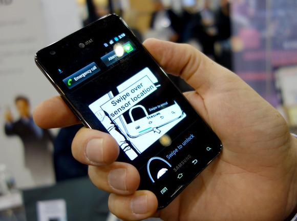 Natural ID sjell teknologjinë e njohjes së gjurmëve të gishtave tek tabletët dhe telefonët