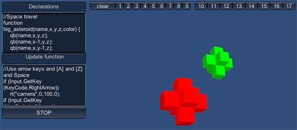 3DPL programming